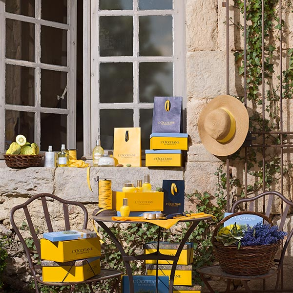 Men - Art of Gifting - l'Occitane