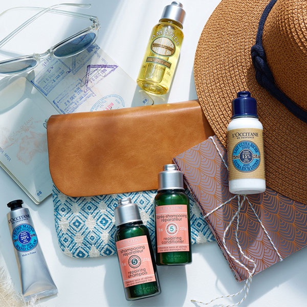 DISCOVER YOUR TRAVEL ESSENTIALS