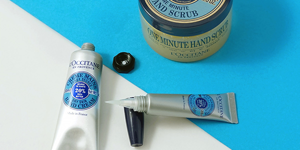how to have beautiful hands - TAKE CARE OF YOUR NAILS - l'Occitane