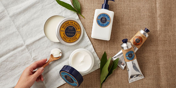 Repair after summer - Maintain your tan - l'Occitane