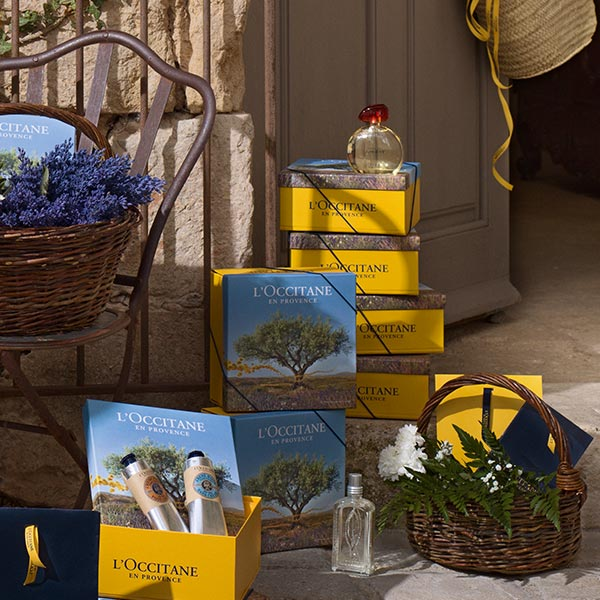 Art of gifting - GIFT WRAPPING - l'Occitane