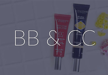 BB and CC creams - l'Occitane