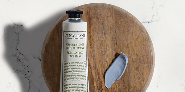 a relaxing spa day at home - Repairing Hair Mask - l'Occitane